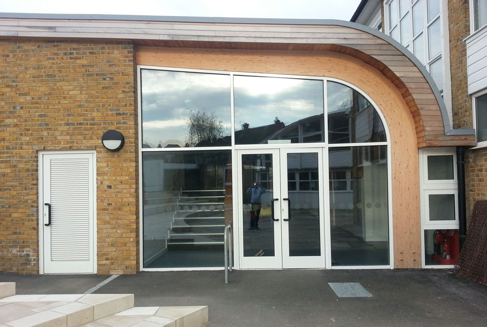 Commercial Marshall Double Glazing